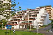 2 bedroom unit on the 2nd level, TV, washing machine, clothes dryer, microwave, large balcony and under cover parking.