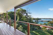 This is a rare opportunity to purchase a brand new home on one Tweed Heads most prestigious streets with absolutely stunning ocean and river views taking Fingal and the Tweed River as well as the back drop of the Tweed hinterland.   Property Details -Modern open plan living with all living ...
