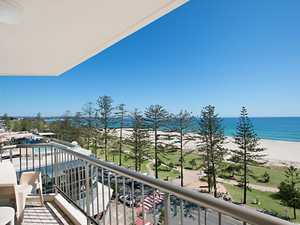 North Facing Beachfront Unit with a Very Affordable Price Tag