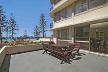 * Beautifully appointed North Facing beach front unit that has been renovated and reconstructed from top to bottom * Situated in the Aries Apartments it offers the perfect opportunity for that beach front Holiday unit or residential apartment * Featuring 2 good sized bedrooms both with built in robes and the main with ...
