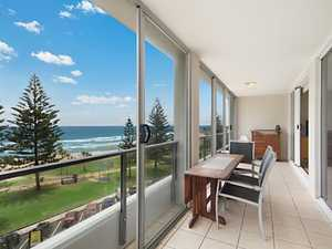 Opportunity Is Knocking With This Tightly Held Rainbow Bay Beachfront Apartment... Open Home This Saturday 11-11.30 QLD