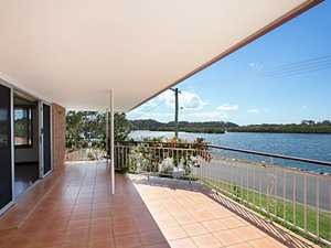 Immaculate North Facing Riverfront Home With 180 degree Water Views...Open this Sat 25th October 1-1:30 NSW
