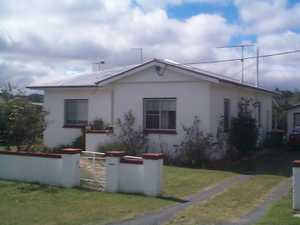 The owner says sell NOW, and has listed his older style rendered home for sale at $200,000neg. The home has 3 bedrooms, study, lounge with a wood combustion heater, large dining area, kitchen with an electric stove, bathroom, laundry and a single garage. Currently rented at $210 week. This ...