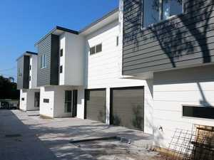 ONLY 2 LEFT. BIG LUXURY UNITS. NEARLY FINISHED. CALL TODAY FOR AN INSPECTION