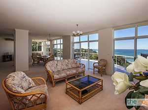 Penthouse living with breathtaking panoramic ocean views...