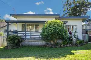 """Perfectly located within walking distance to one of the best beaches on the North Coast.  This """"Sandy Beach"""" Cottage is a short 10 minute drive from Coffs Harbour yet have all the benefits of a quiet beachside suburb.  Featuring 2 good sized bedrooms, modern kitchen, well-appointed bathroom, polished floorboards, covered ..."""