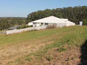 Lot 21 is elevated with an easterly aspect and views over the National Park