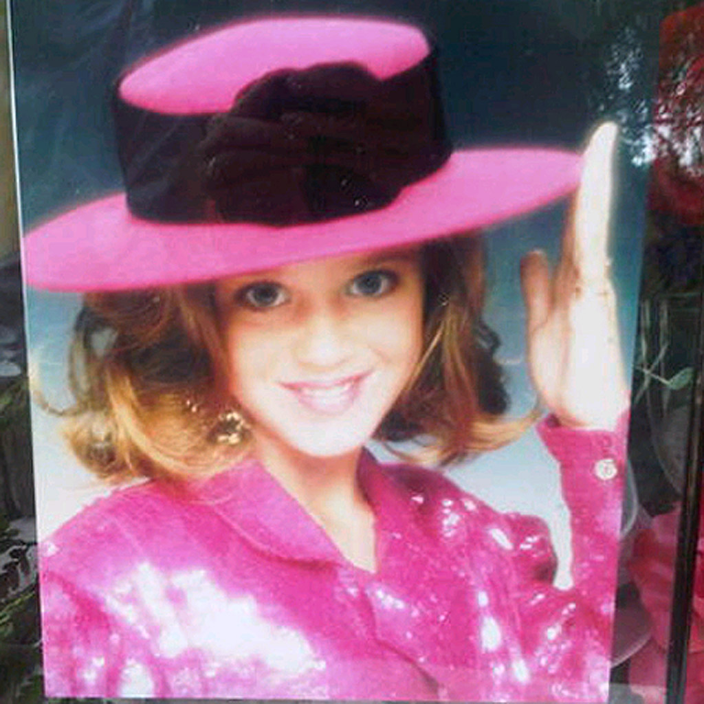 Katy perry childhood pictures