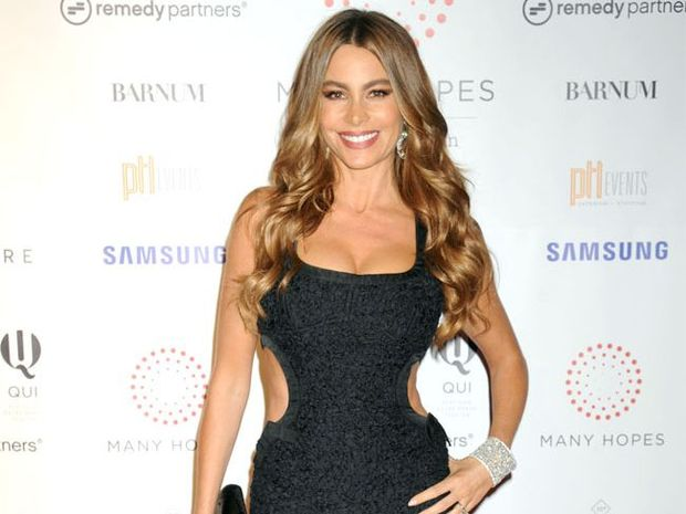 News: Sofia Vergara Has Her Bridal Beauty Look Down to a Science The Best New BrowProduct
