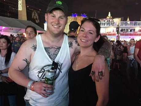 Las Vegas shooting, victim Jordan Seymour McIldoon.