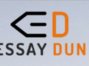 Essay Dune is a top essay writing service which provides superior quality content. If worry about order process, the website is  easy to use and has simple processing, and it is really great. But navigation system can still be worked out.