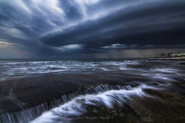 Severe thunderstorms are expected on the Sunshine Coast this afternoon. Photo by Damian McCudden