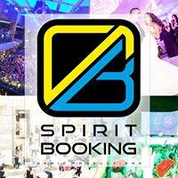 SpiritBookingR