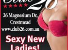 Welcome to Club26   –   voted Brisbane's best brothel