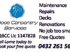 CLOSE CARPENTRY SERVICES