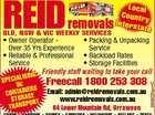 Reid Removals
