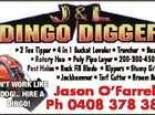 J & L DINGO DIGGER