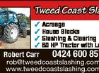 Tweed Coast Slashing
