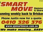 AJ SMART MOVE Removals & Storage