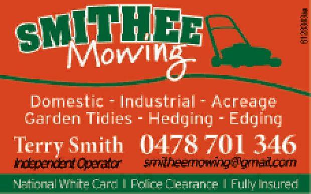Domestic  Industrial  Garden Tidies  Hedging  Edging   Terry Sm...
