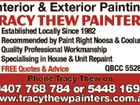TRACY THEW PAINTERS