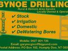 Bynoe Drilling