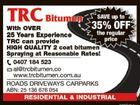 TRC Bitumen
