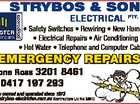 STRYBOS & SONS ELECTRICAL PTY. LTD