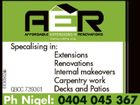 Affordable Extensions N Renovations