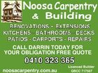 Noosa Carpentry & Building
