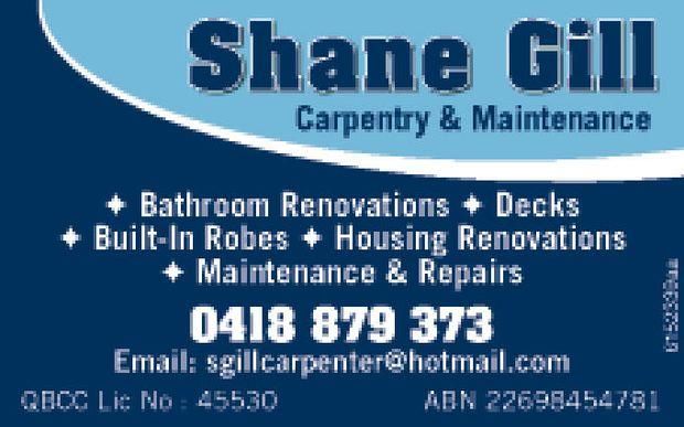 Bathroom Renovations  Decks  Built-In Robes  Housing Renovations  Mainten...