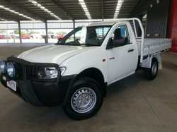 AUTOMATIC T/DSL AUTO SINGLE CAB!!!This tough utility is in sensational condition and is presented in...