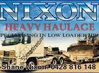 NIXON HEAVU HAULAGE
