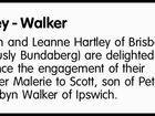Hartley - Walker