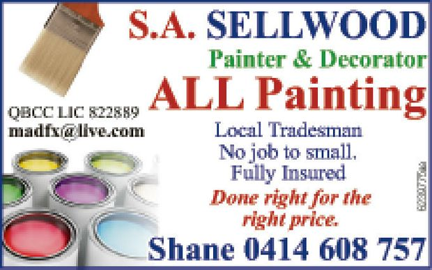 Painting and Decorating    All Painting  Local Tradesman  No Job too small  ...