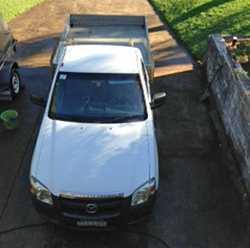 2007 MASDA BT50 Single Cab Utility. Diesel. Good condition. Road Worthy Cert. 187,000kms $7,890 o...