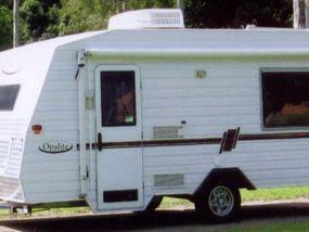 17'6 Opalite Caravan.