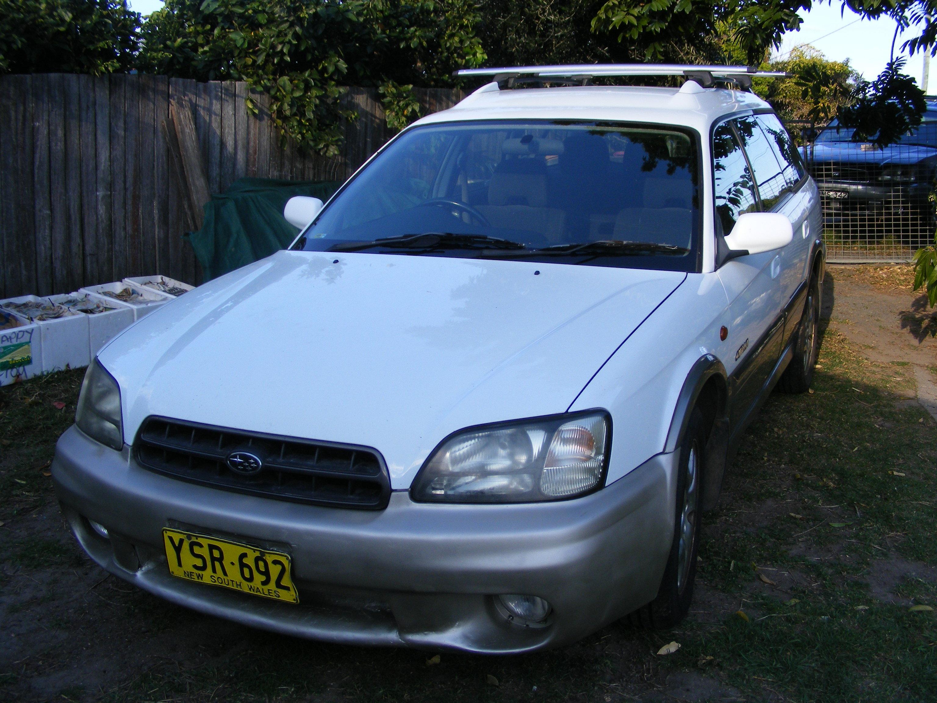 Subaru Outback wgn 1999