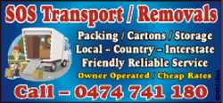 SOS Transport/Removals