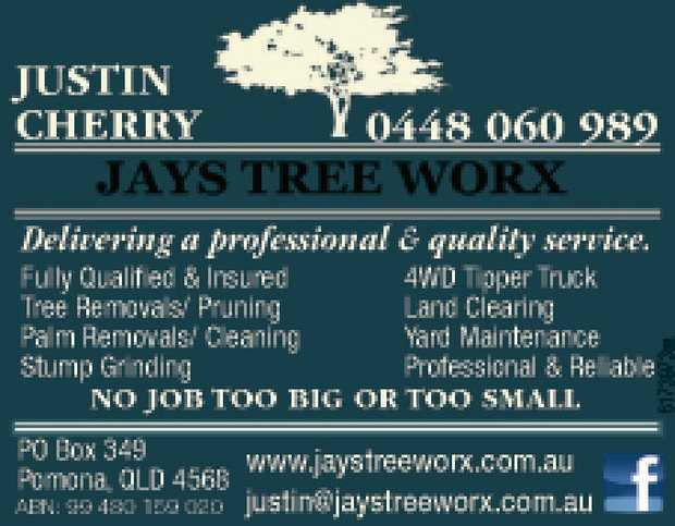 Justin Cherry 0448 060 989