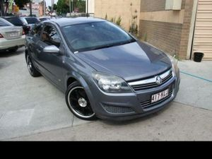 2007 Holden Astra AH MY08 CD Pewter Grey 5 Speed Manual Coupe