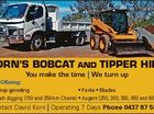 KORN'S BOBCAT AND TIPPER HIRE