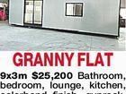 GRANNY FLAT 9x3m