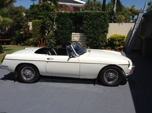 1969 MGB Mark II