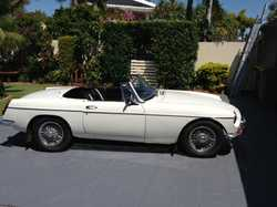 1969 MGB Mark II older restoration new tyres & wire wheels, daily driver, good condition. $15...