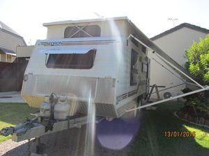 Kedron ATV Pop Top Caravan