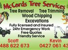 McCords Tree Services
