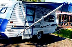 ROMA POP TOP 17ft.