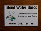 Island Water Bores