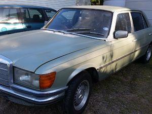 71 Mercedes Benz 450SEL